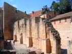 murs à Cluny