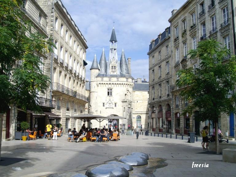Bordeaux porte cailhau filamots for Porte cailhau