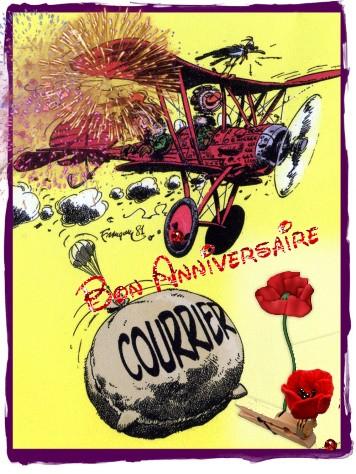 Bon anniversaire Sev 2012