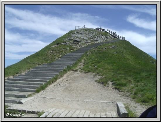 Puy Sancy 836 marches