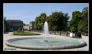 jardin public jet d'eau 2011