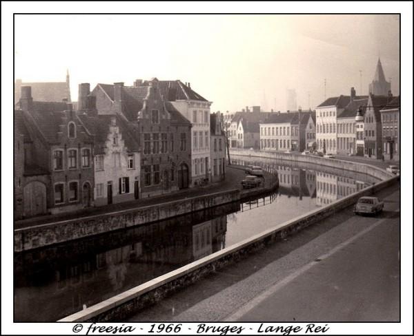 Bruges - Souvenirs 1966
