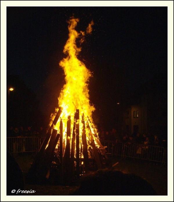 La photo du mois : feu
