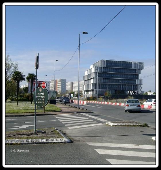 Bordeaux - Autres architectures urbaines - Gincko