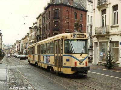Tram 90 Bruxelles
