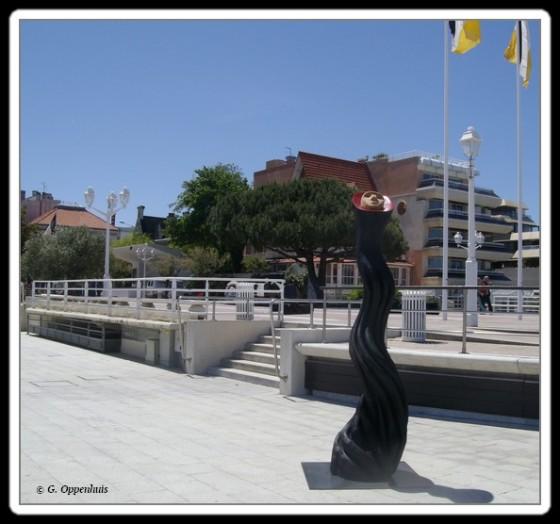Arcachon - 15-05-2014 - Dos au front de mer (bis)