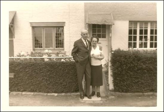 Grands parents Funck