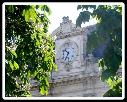 Le temps Bordeaux Gare Saint-Jean